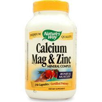 Buy Nature's Way Calcium, Magnesium & Zinc at Herbal Bless Supplement Store