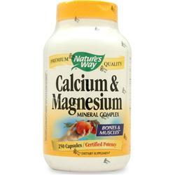 Buy Nature's Way Calcium & Magnesium at Herbal Bless Supplement Store