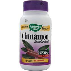 Buy Nature's Way Cinnamon - Standardized Extract at Herbal Bless Supplement Store
