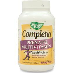 Buy Nature's Way, Completia Prenatal Multivitamin, 240 tabs at Herbal Bless Supplement Store