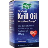 Buy Nature's Way EFA Gold Krill Oil at Herbal Bless Supplement Store