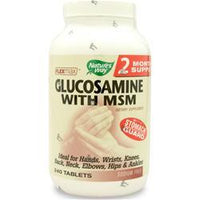 Buy Nature's Way Glucosamine with MSM at Herbal Bless Supplement Store