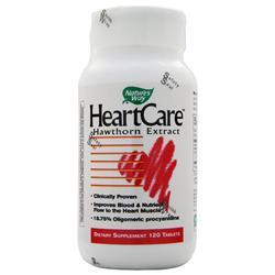 Buy Nature's Way, HeartCare Hawthorn Extract, 120 tabs at Herbal Bless Supplement Store