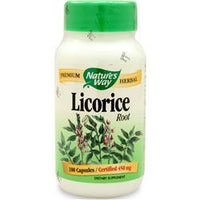 Buy Nature's Way, Licorice Root, 100 caps at Herbal Bless Supplement Store