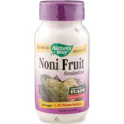 Buy Nature's Way, Noni Fruit - Standardized Extract, 60 vcaps at Herbal Bless Supplement Store