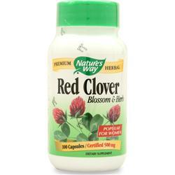Buy Nature's Way, Red Clover Blossom and Herb, 100 caps at Herbal Bless Supplement Store