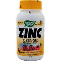 Buy Nature's Way, Zinc with Echinacea & Vitamin C, Berry 60 lzngs at Herbal Bless Supplement Store