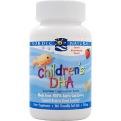 Buy Nordic Naturals Children's DHA (Chewable) at Herbal Bless Supplement Store