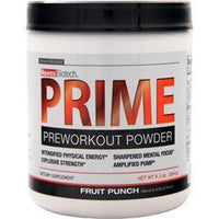 Buy Novex Biotech, Prime - Pre Workout Powder, Fruit Punch 9.3 oz at Herbal Bless Supplement Store