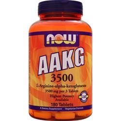 Buy Now, AAKG 3500 (L-Arginine-alpha-ketoglutarate) 180 tabs at Herbal Bless Supplement Store