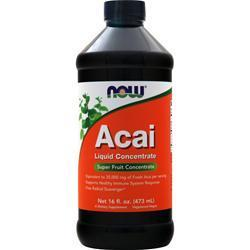 Buy Now, Acai (liquid concentrate) 16 fl.oz at Herbal Bless Supplement Store