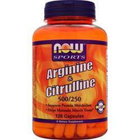 Buy Now, Arginine and Citrulline, 120 caps at Herbal Bless Supplement Store