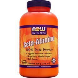 Buy Now, Beta-Alanine, 500 grams at Herbal Bless Supplement Store