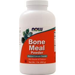 Buy Now, Bone Meal - Natural Calcium Source Powder, 1 lbs at Herbal Bless Supplement Store