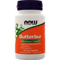Buy Now, Butterbur, 60 vcaps at Herbal Bless Supplement Store