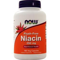 Buy Now, Flush-Free Niacin (250mg) at Herbal Bless Supplement Store