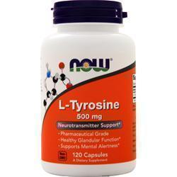 Buy Now, L-Tyrosine (500mg) at Herbal Bless Supplement Store