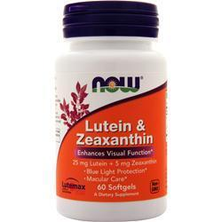 Buy Now, Lutein & Zeaxanthin, 60 sgels at Herbal Bless Supplement Store