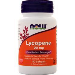 Buy Now, Lycopene (20mg) 50 sgels at Herbal Bless Supplement Store
