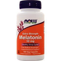 Buy Now, Melatonin (10mg) 100 vcaps at Herbal Bless Supplement Store