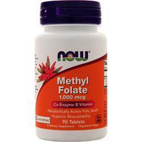 Buy Now, Methyl Folate (1000mcg) 90 tabs at Herbal Bless Supplement Store