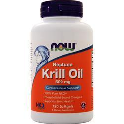 Buy Now Neptune Krill Oil (500mg) at Herbal Bless Supplement Store