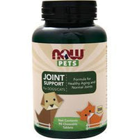 Buy Now, Pets Joint Support for Dogs/Cats, 90 tabs at Herbal Bless Supplement Store