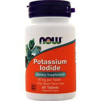 Buy Now, Potassium Iodide (30mg) 60 tabs at Herbal Bless Supplement Store