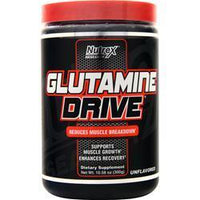 Buy Nutrex Research, Glutamine Drive Black, 300 grams at Herbal Bless Supplement Store