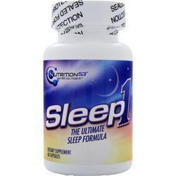 Buy Nutrition 53, Sleep1, 60 caps at Herbal Bless Supplement Store