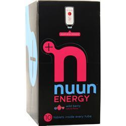 Buy Nuun, Energy - Effervescent Electrolyte & Caffeine Supplement at Herbal Bless Supplement Store