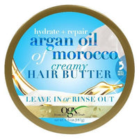 Buy OGX, Hydrate + Repair Argan Oil of Morocco Creamy Hair Butter - 6.6oz at Herbal Bless Supplement Store
