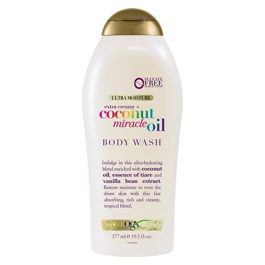Buy OGX®, Coconut Miracle Oil Body Wash - 19.5oz at Herbal Bless Supplement Store