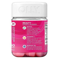 Buy Olly, Undeniable Beauty Grapefruit Glam Vitamin Gummies - 60ct at Herbal Bless Supplement Store