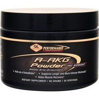 Buy Olympian Labs, A-AKG Powder - Arginine Alpha-Ketoglutarate, 90 grams at Herbal Bless Supplement Store