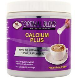 Buy Olympian Labs, Calcium Plus, 85.8 grams at Herbal Bless Supplement Store