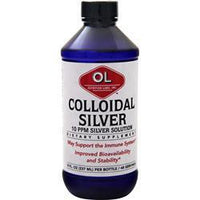 Buy Olympian Labs, Colloidal Silver Liquid, 8 fl.oz at Herbal Bless Supplement Store