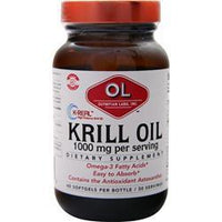 Buy Olympian Labs Krill Oil, 60 sgels at Herbal Bless Supplement Store