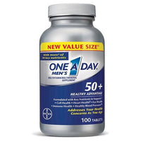 Buy One A Day, Men's 50+ Multivitamin Tablets - 100ct at Herbal Bless Supplement Store