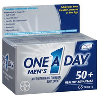 Buy One A Day® Men's 50+ Multivitamin & Multimineral Tablets - 65ct at Herbal Bless Supplement Store