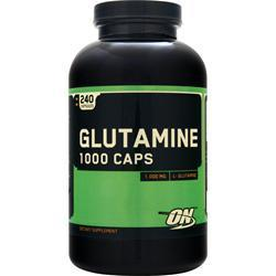 Buy Optimum Nutrition Glutamine (1000mg) at Herbal Bless Supplement Store