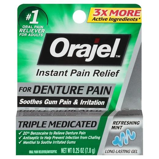 Buy Orajel ™, Toothache/gum Treatment - .25oz at Herbal Bless Supplement Store