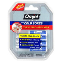 Buy Orajel™, Single Dose Cold Sore Treatment at Herbal Bless Supplement Store