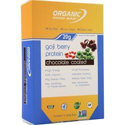 Buy Organic Food Bar Goji Berry Protein Bar at Herbal Bless Supplement Store