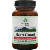 Buy Organic India, Heart Guard, 90 vcaps at Herbal Bless Supplement Store