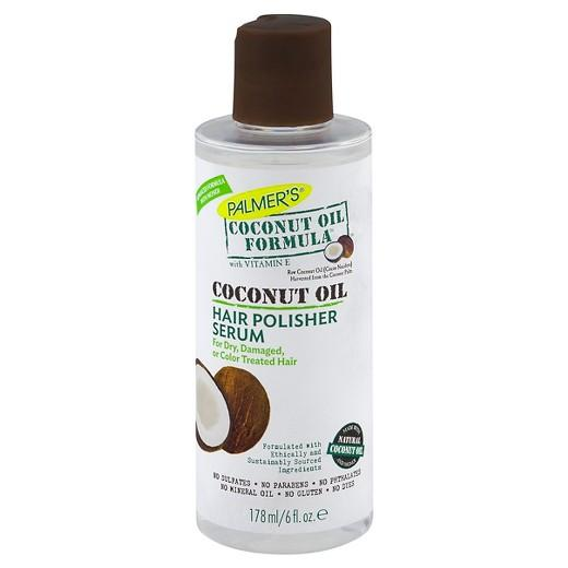 Buy Palmer's, Coconut Oil Formula Hair Polisher Serum - 6 oz at Herbal Bless Supplement Store