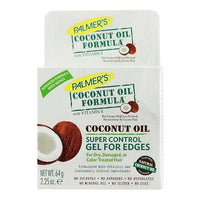 Buy Palmer's, Coconut Oil Formula Super Control Gel for Edges - 2.25 oz at Herbal Bless Supplement Store