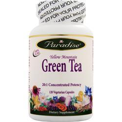 Buy Paradise Herbs, Green Tea,120 caps at Herbal Bless Supplement Store