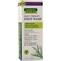 Buy Pedifix, Diabetic Defense - Daily Therapy Foot Wash, 5.1 fl.oz at Herbal Bless Supplement Store