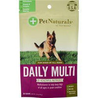Buy Pet Naturals Of Vermont, Daily Multi for Dogs of All Sizes, 30 chews at Herbal Bless Supplement Store